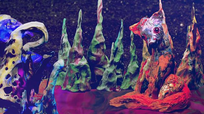 """Glass Animals """"Exxus"""" - Rafael Bonilla Jr"""