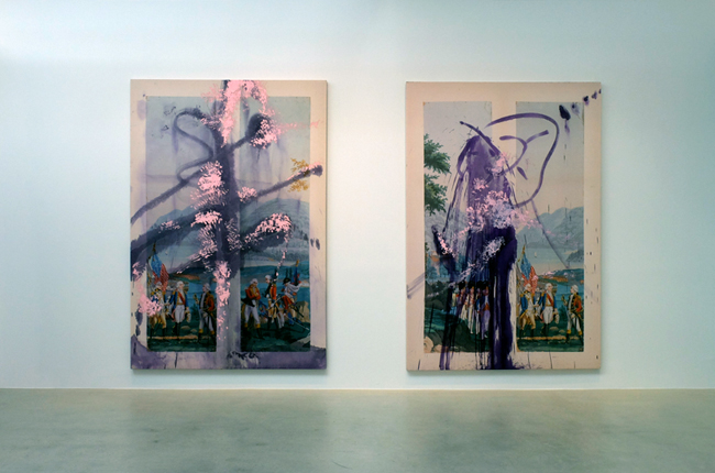 Empire State New York Now Julian Schnabel
