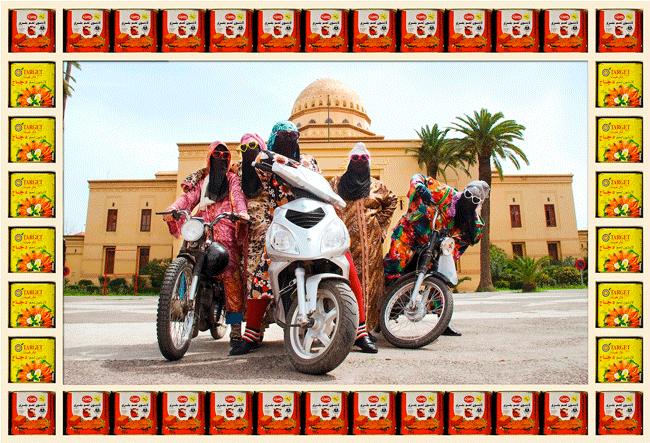 Hassan Hajjaj Kesh Angels (2010)