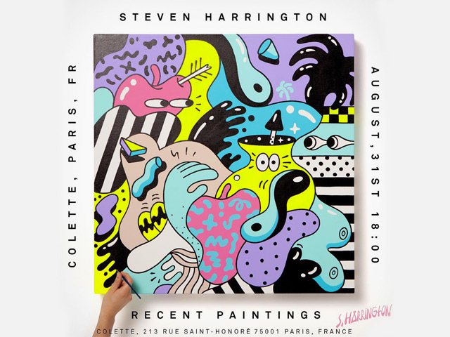 Steven-Harrington-Wavy-Days-colette